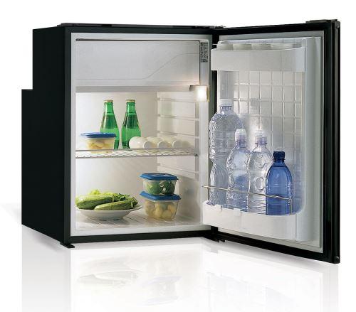 Vestavná kompresorová autochladnička Vitrifrigo C90i 12/24V, 90 litrů, pevná chladící jednotka