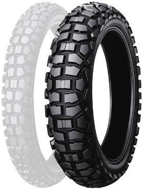 Letní pneumatika Dunlop D605 R 90/100R16 51P