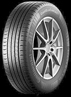 Letní pneumatika Continental ContiEcoContact 5 225/45R17 94V XL FR