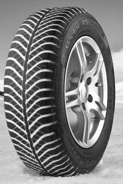 Celoroční pneumatika Goodyear VECTOR 4SEASONS 195/55R16 87H FP