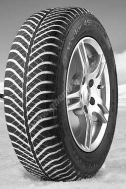 Celoroční pneumatika Goodyear VECTOR 4SEASONS 215/60R17 96H