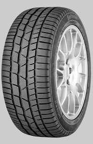 Zimní pneumatika Continental ContiWinterContact TS 830 P 205/55R16 91H (MO)