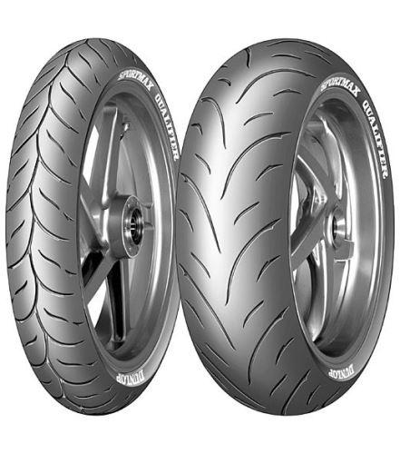 Letní pneumatika Dunlop SPMAX QUALIFIER F 120/70R17 58W