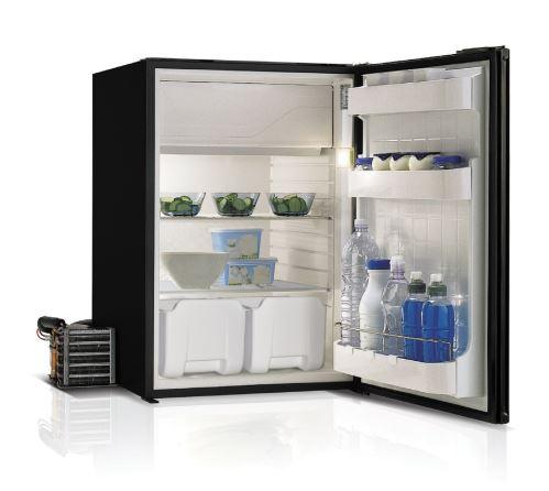 Vestavná kompresorová chladnička Vitrifrigop C130LA 12/24/230V s eutektickou deskou