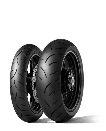 Letní pneumatika Dunlop SPMAX QUALIFIER II R 190/50R17 73W