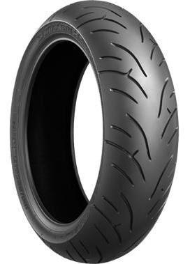 Letní pneumatika Bridgestone BATTLAX BT-023 R 190/50R17 73W
