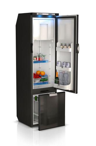 Vestavná kompresorová chladnička Vitrifrigo SLIM150 12/24/230V 140L, externí chladící jednotka
