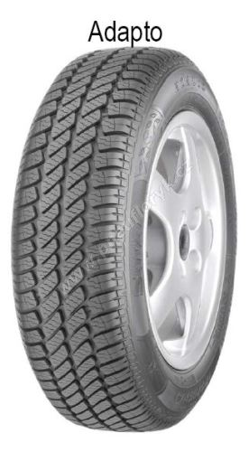 Celoroční pneumatika Sava ADAPTO 165/70R13 79T