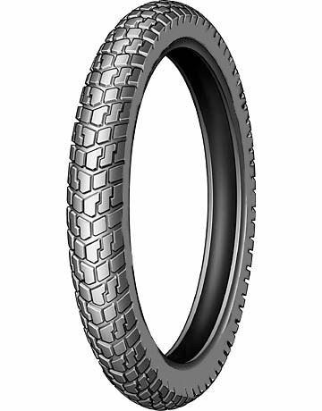 Letní pneumatika Dunlop TRAILMAX F 100/90R19 57T