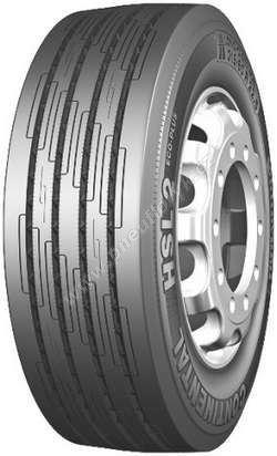 Letní pneumatika Continental HSL2+ 315/60R22.5 152L