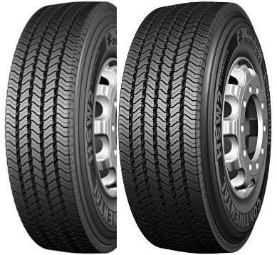 Zimní pneumatika Continental HSW2 315/70R22.5 150L