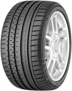 Letní pneumatika Continental ContiSportContact 2 245/35R19 93Y XL FR (*)