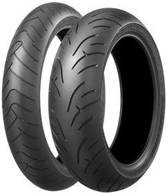 Letní pneumatika Bridgestone BATTLAX BT-023 R 160/60R18 70W