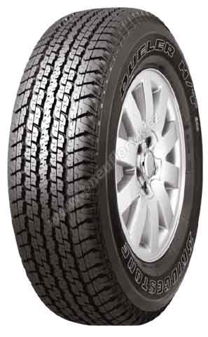 Letní pneumatika Bridgestone DUELER H/T 840 255/70R15 112S