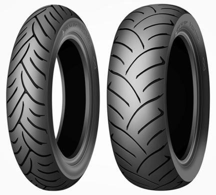 Letní pneumatika Dunlop SCOOTSMART F/R 110/70R16 52S