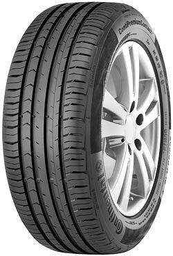 Letní pneumatika Continental ContiPremiumContact 5 215/55R16 93H