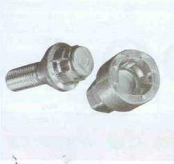 Bezpečnostní šrouby 12x1,5x25 kulová hlava R12