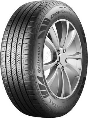 Letní pneumatika Continental CrossContact RX 255/65R19 114V XL FR (LR)