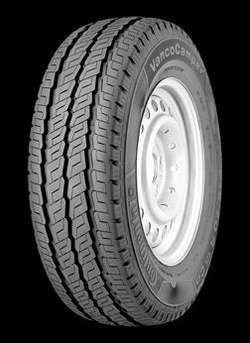 Letní pneumatika Continental VancoCamper 195/75R16 107R C