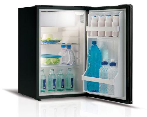 Vestavná kompresorová autochladnička Vitrifrigo C50i 12/24V 50 litrů, pevná chladící jednotka