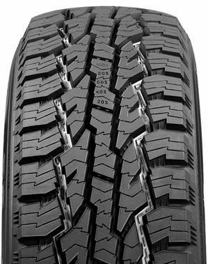 Celoroční pneumatika Nokian Rotiiva AT 255/70R16 111T
