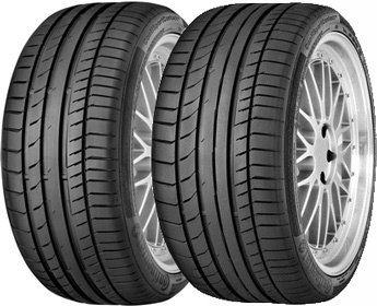 Letní pneumatika Continental ContiSportContact 5P 285/30R19 98Y XL FR (MOE)