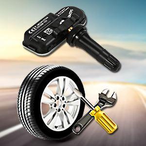 TPMS senzor tlaku v pneumatikách