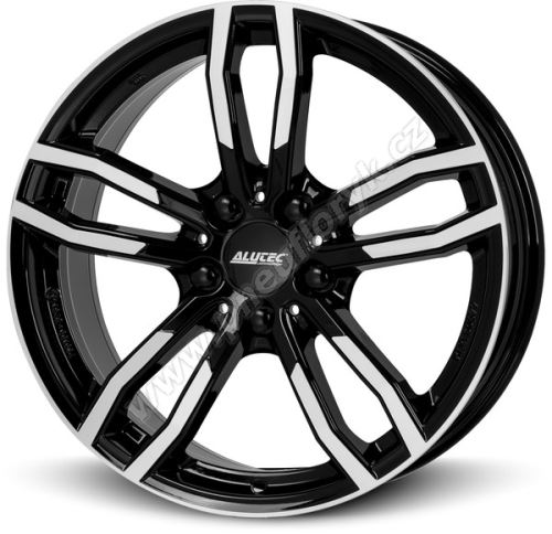 Alu disk ALUTEC Drive 8.5x19, 5x112, 66.5, ET52 diamond-black frontpolished