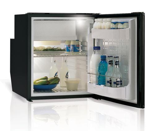 Vestavná kompresorová autochladnička Vitrifrigo C62i, 12/24/230V, 62 litrů, pevná chladící jednotka