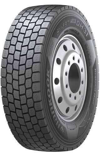 Celoroční pneumatika Hankook DH31 Smart Flex 275/70R22.5 148/145M