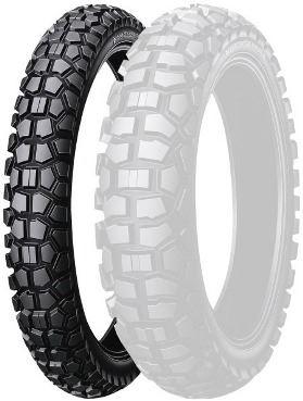 Letní pneumatika Dunlop D605 F 70/100R19 42P