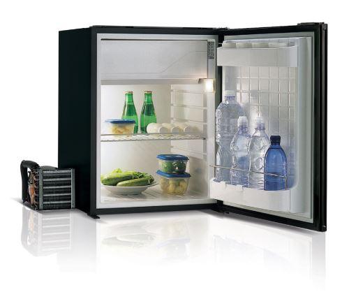 Vestavná kompresorová chladnička Vitrifrigo C75LA 12/24V 75L s eutektickou deskou