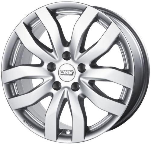 Alu disk CMS C22 6x15, 4x100, 67.2, ET40 Racing Silver