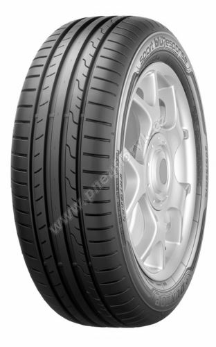 Letní pneumatika Dunlop SP BLURESPONSE 225/60R16 102W XL