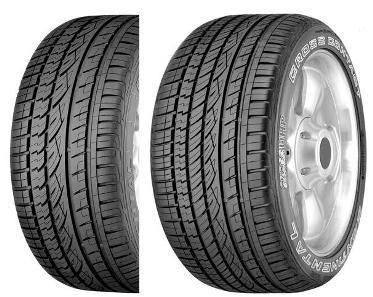 Letní pneumatika Continental CrossContact UHP 285/50R18 109W FR