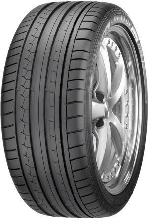 Letní pneumatika Dunlop SP SPORT MAXX GT 245/50R18 100W *