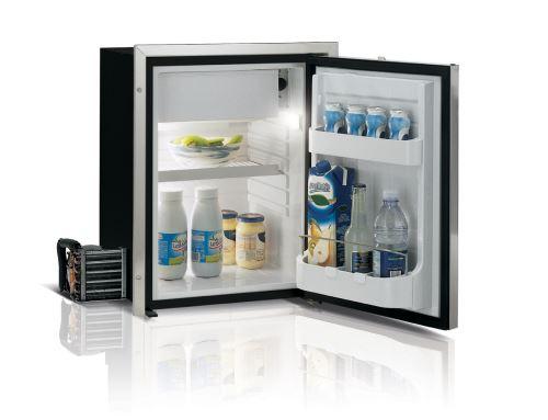 Vestavná kompresorová chladnička Vitrifrigo C42L 12/24/230V 42L,externí chladící jednotka