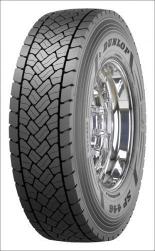 Celoroční pneumatika Dunlop SP446 215/75R17.5 126/124M