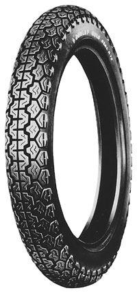 Letní pneumatika Dunlop K70 R 4.00/R18 64S