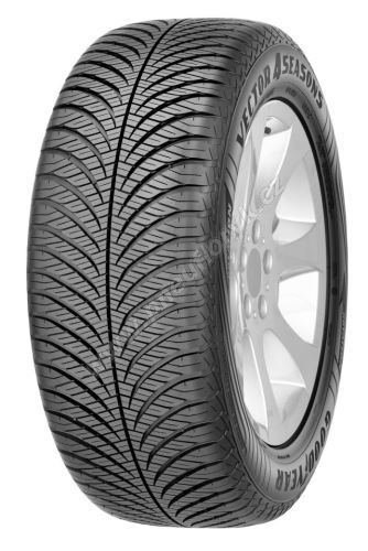 Celoroční pneumatika Goodyear VECTOR 4SEASONS SUV G2 235/55R18 104V XL AO
