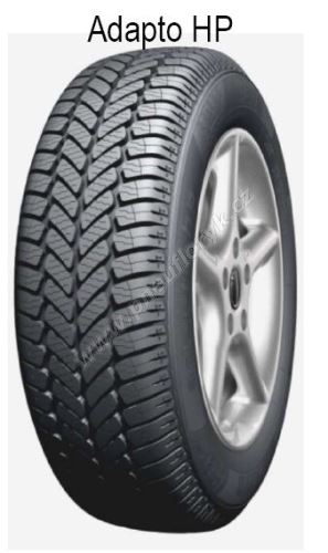 Celoroční pneumatika Sava ADAPTO HP MS 185/60R14 82H