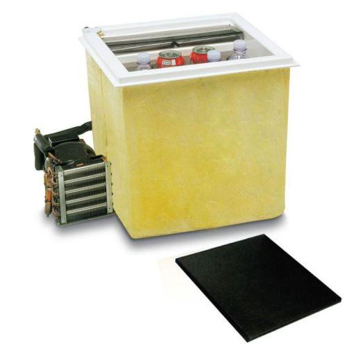 Vestavná kompresorová autochladnička Vitrifrigo C40L,12/24/230V,40 litrů, odnímatelný kompresor