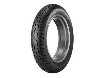 Letní pneumatika Dunlop D404 F 100/90R19 57H