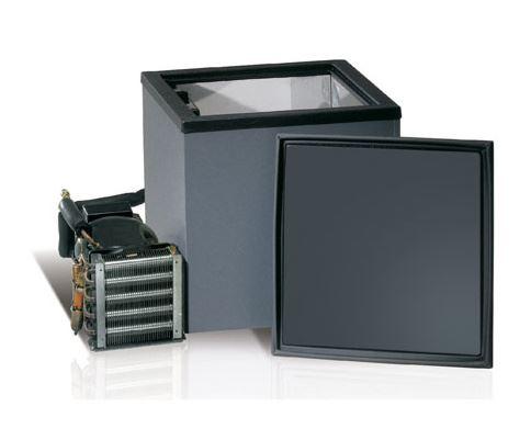 Vestavná kompresorová autochladnička Vitrifrigo C37L, 12/24/230 V, 37 litrů, odnímatelný kompresor