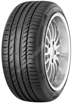 Letní pneumatika Continental ContiSportContact 5 225/45R18 91V FR (*)
