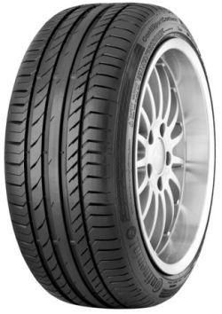 Letní pneumatika Continental ContiSportContact 5 SUV 255/55R18 109V XL (*)