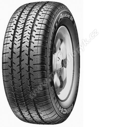 Letní pneumatika MICHELIN 205/65R15C 102/100T AGILIS51