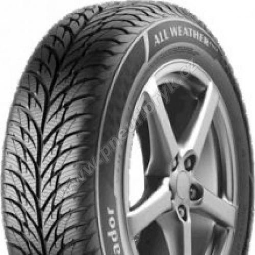 Celoroční pneumatika MATADOR 165/70R14 81T MP62 ALL WEATHER EVO