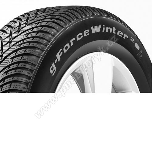 Zimní pneumatika BF GOODRICH 195/55R15 85H G-FORCE WINTER2  M+S