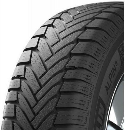 Zimní pneumatika MICHELIN 195/65R15 91T ALPIN 6  M+S